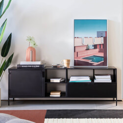 Kave Home TV-meubel 'Shantay' 150cm