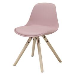 Kinderstoel 'Armilla', kleur lichtroze