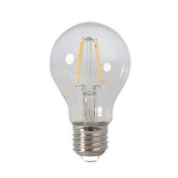 Kooldraadlamp 'Bol' E27 LED 4W helder warm-wit, dimbaar