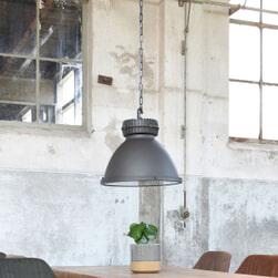 LABEL51 Hanglamp 'Heavy Duty', kleur Grijs
