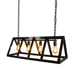 LABEL51 hanglamp 'Roof' 95x35x38 cm