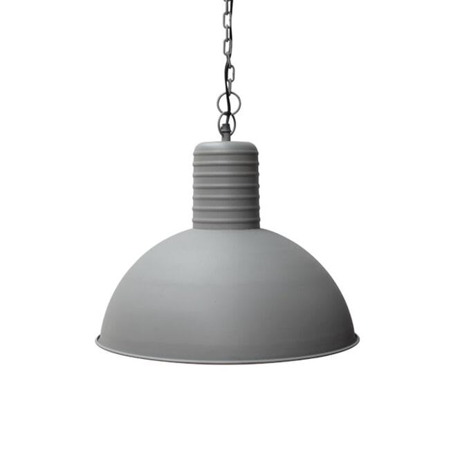 LABEL51 hanglamp 'Urban' 40 cm, kleur Steengrijs