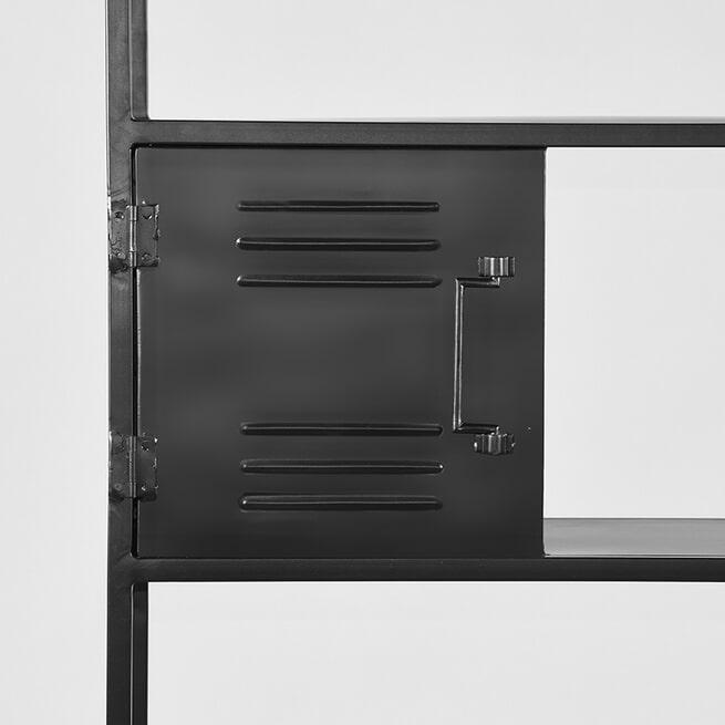 LABEL51 Hoge kast 'Ferro' 87x35x182 cm