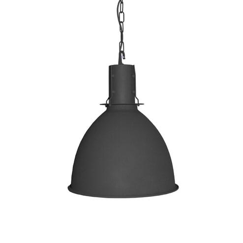 LABEL51 Industriële hanglamp 'Kopenhagen', kleur Zwart
