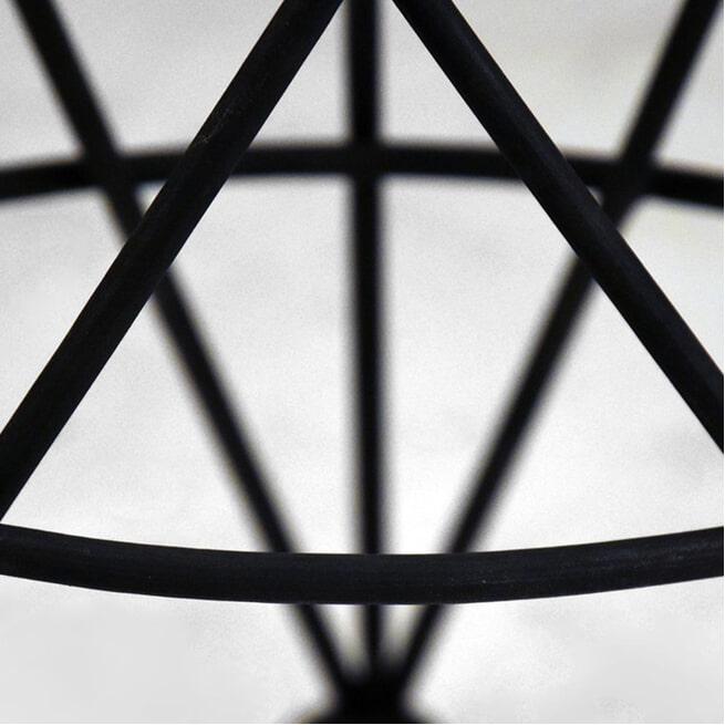LABEL51 krukje 'Parijs' (zithoogte 52 cm)