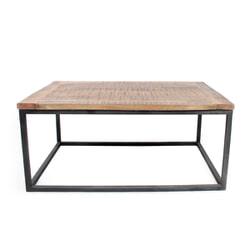 LABEL51 salontafel 'Box Industrieel' 100 x 65cm