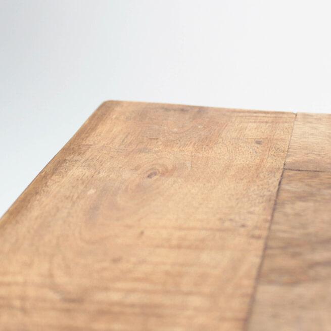 LABEL51 salontafel 'Box Industrieel', 60 x 60cm