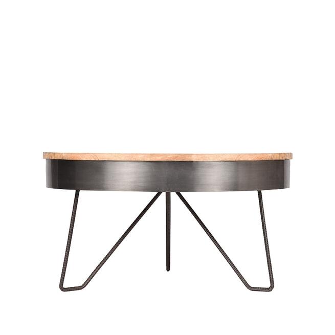 LABEL51 salontafel 'Saran' 80 x 80cm