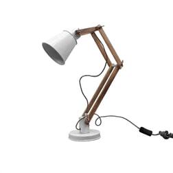 LABEL51 tafellamp 'Scandic', kleur Wit