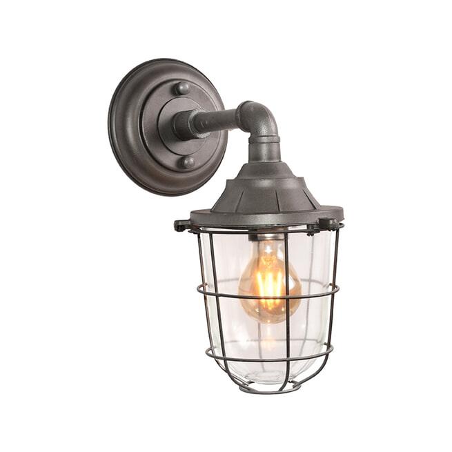 LABEL51 wandlamp 'Seal' 15x25x34 cm