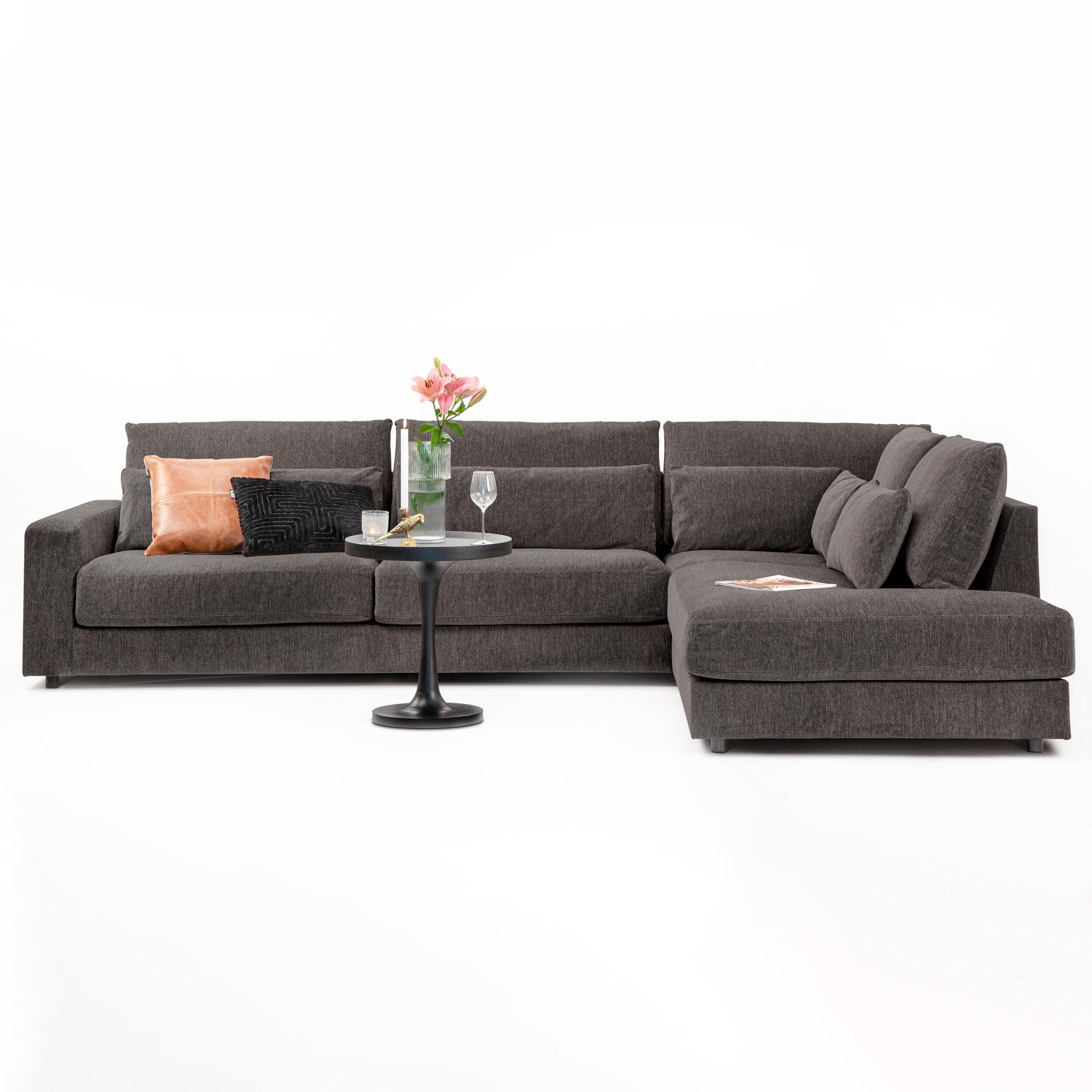 Sohome Hoekbank 'Willem'-Bruin-Lounge rechts