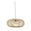 Light & Living Hanglamp 'Alana' 70cm, rotan naturel