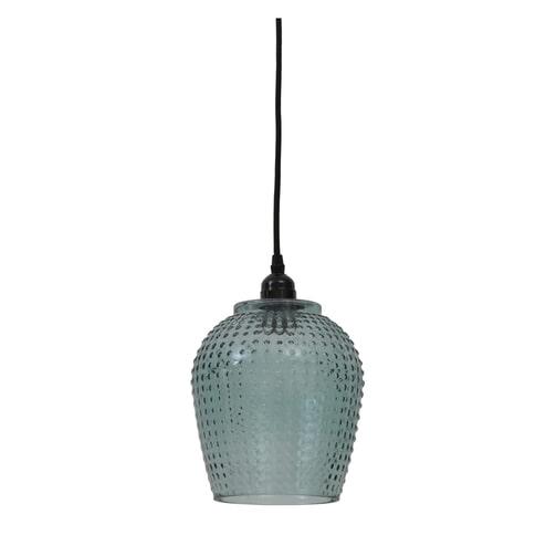 Light & Living Hanglamp 'Berdina' 18cm, groen