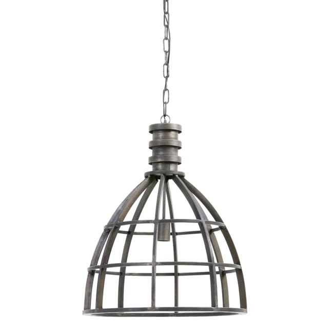 Light & Living Hanglamp 'Ivy' 50cm, metaal antiek zwart