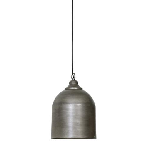 Light & Living Hanglamp 'Maud' 23cm, vintage tin