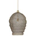 Light & Living Hanglamp 'Nikki' 45cm, gaas antiek brons