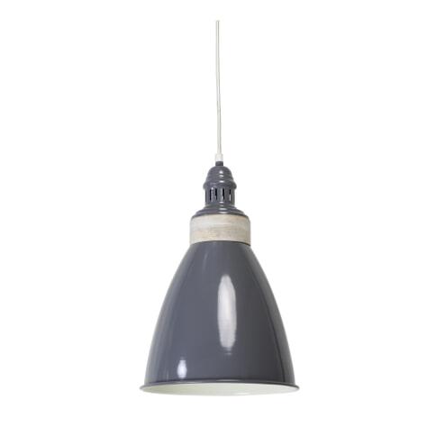 Light & Living Hanglamp 'Aimy' 25cm, kleur grijs