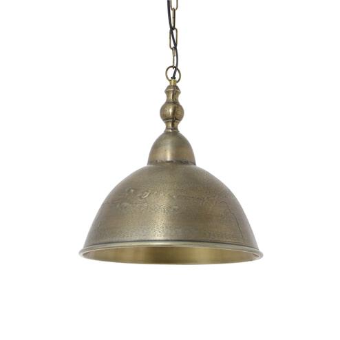 Light & Living Hanglamp 'Amelia L' Ø35 cm, ruw antiek brons