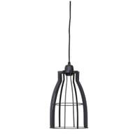 Light & Living Hanglamp 'Amira' 20cm, draad industrieel grijs