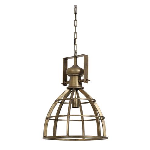Light & Living Hanglamp 'Amy' 40cm, brons