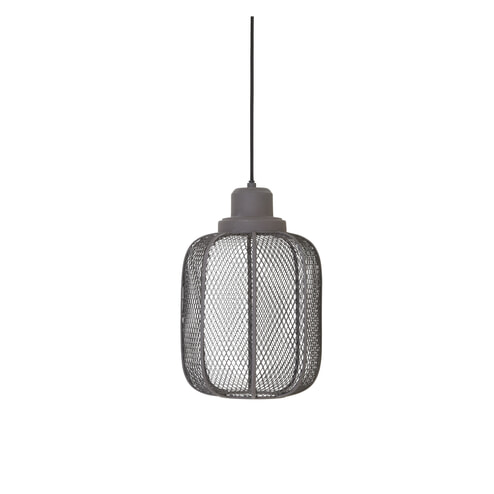 Light & Living Hanglamp 'Anjali' kleur cement