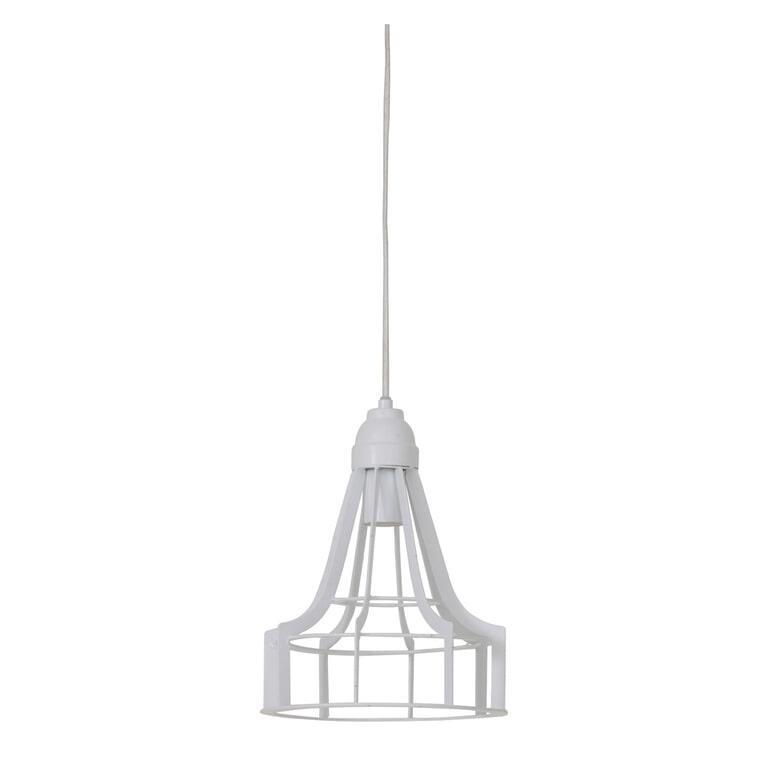 Light & Living Hanglamp 'Becky' 23cm, mat wit