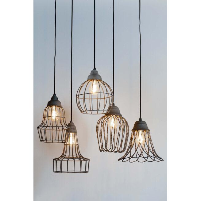 Light & Living Hanglamp 'Benthe' 20cm