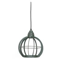 Light & Living Hanglamp 'Bibi' 23cm, donker groen