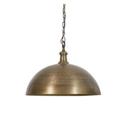 Light & Living Hanglamp 'Demi' 70cm, ruw oud brons