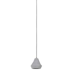 Light & Living Hanglamp 'Devany' 18cm, cement