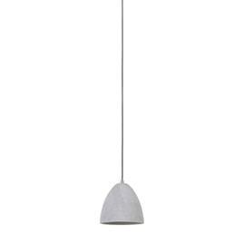 Light & Living Hanglamp 'Devone' 19.5cm, cement