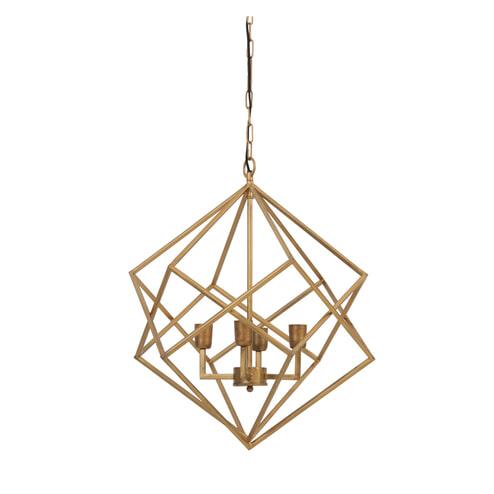 Light & Living Hanglamp 'Drizella' 4-Lamps