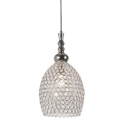 Light & Living Hanglamp 'Elza' Kristal