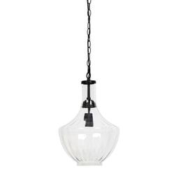 Light & Living Hanglamp 'Galina' 30.5cm, helder