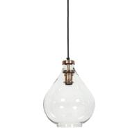 Light & Living Hanglamp 'Ilze' 36cm, kleur Koper