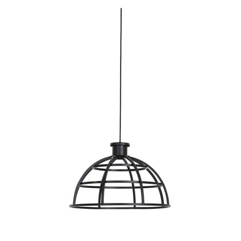 Light & Living Hanglamp 'Irini' kleur zwart
