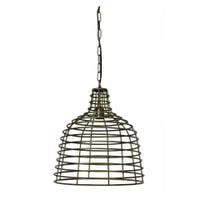 Light & Living Hanglamp 'Jazz' 40cm, antiek brons