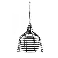 Light & Living Hanglamp 'Jazz' 40cm, mat zwart
