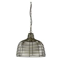 Light & Living Hanglamp 'Joy' 40cm, antiek brons