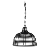 Light & Living Hanglamp 'Joy' 40cm, mat zwart