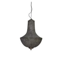 Light & Living Hanglamp 'Keladi' 47cm, bruin goud