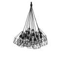 Light & Living Hanglamp 'Kobaka' 20cm