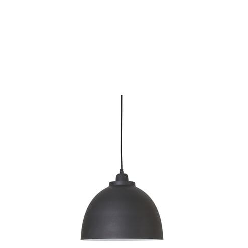 Light & Living Hanglamp 'Kylie' 30cm, grafiet-wit