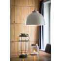 Light & Living Hanglamp 'Kylie' 45cm, beton-wit