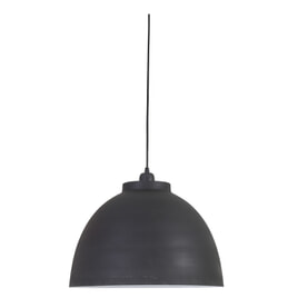 Light & Living Hanglamp 'Kylie' 45cm, grafiet-wit