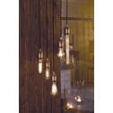 Light & Living Hanglamp 'Madelin' 5-Lamps, antiek brons