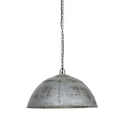 Light & Living Hanglamp 'Marcha' 60cm, industrieel groen