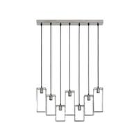 Light & Living Hanglamp 'Marley' 7-Lamps, nikkel