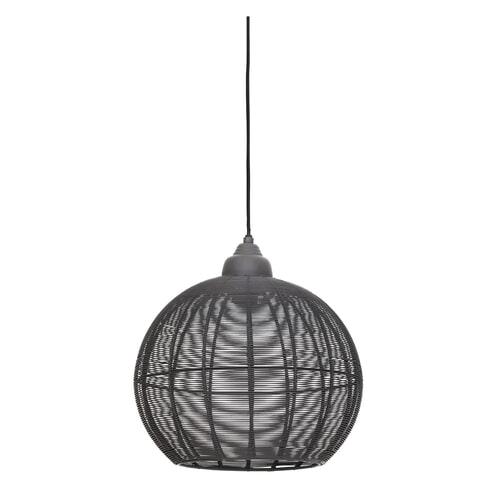 Light & Living Hanglamp 'Milla' 32cm, cement