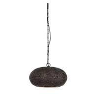 Light & Living Hanglamp 'Nadra' 35cm, brons-goud